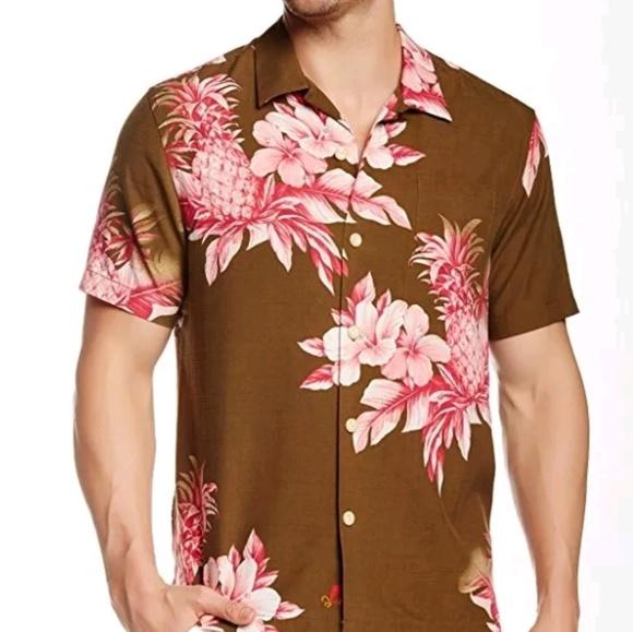 7d73a3da4 Tommy Bahama island modern fit hawaiian shirt Rare.  M_5aa5deda3b1608b0ce1682f9